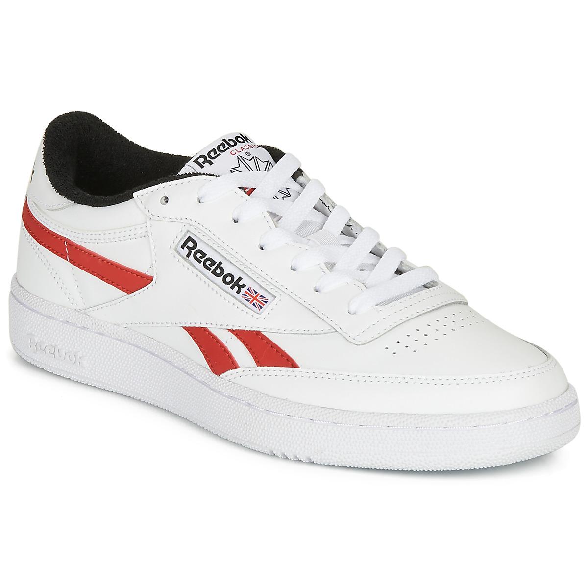 Se Sneakers Reebok Classic  CLUB C REVENGE MU ved Spartoo