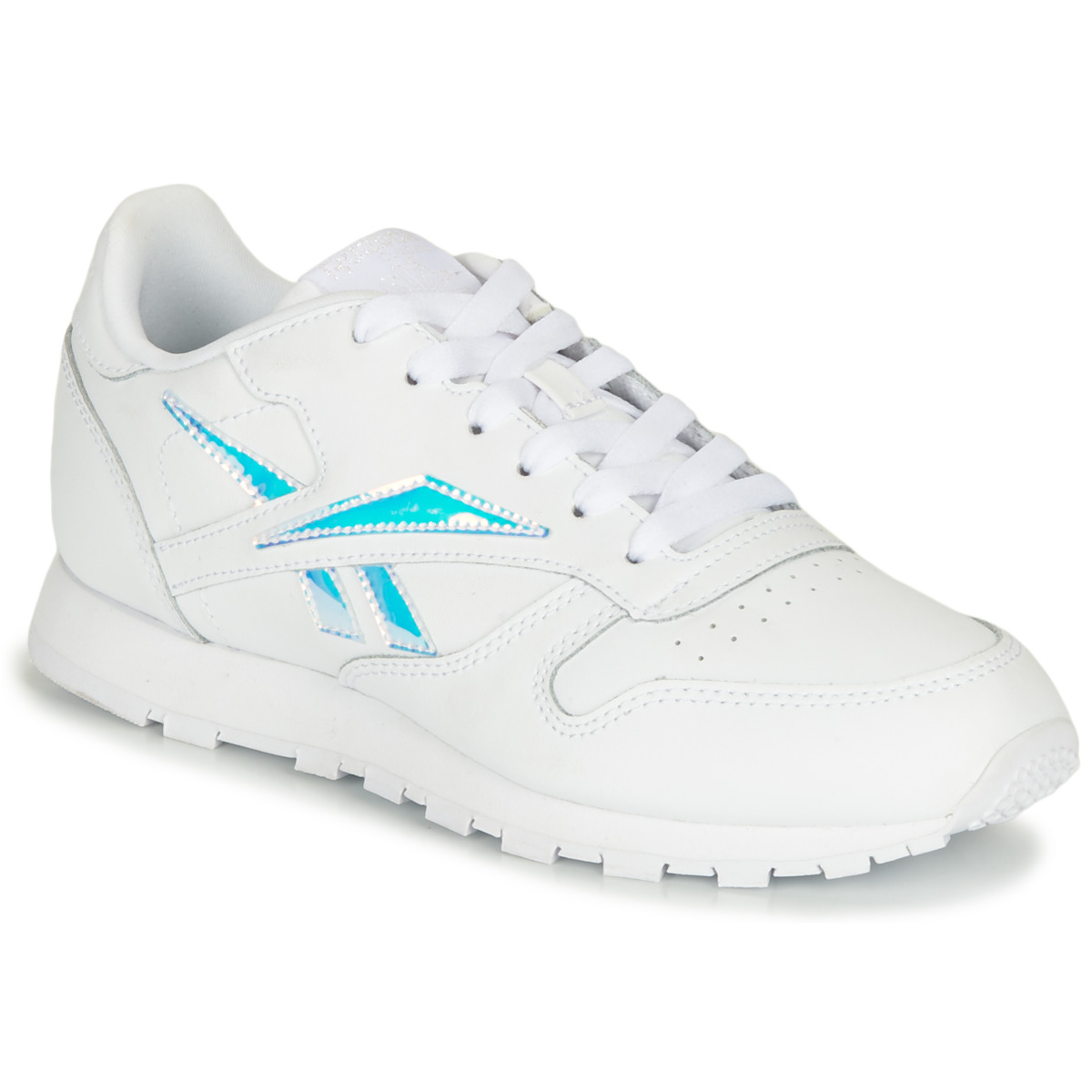 Se Sneakers Reebok Classic  CLASSIC LEATHER ved Spartoo