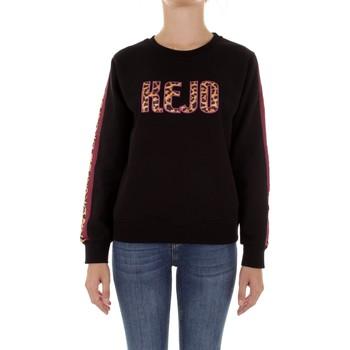 textil Dame Sweatshirts Kejo KW20-609W Nero