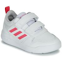 Sko Pige Lave sneakers adidas Performance TENSAUR C Hvid / Pink