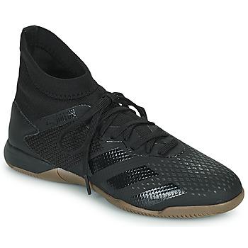Sko Fodboldstøvler adidas Performance PREDATOR 20.3 IN Sort