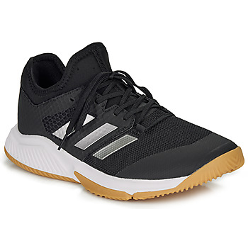 Sko Herre Indendørssport adidas Performance COURT TEAM BOUNCE M Sort / Hvid