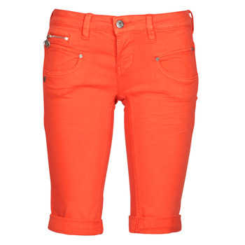 textil Dame Shorts Freeman T.Porter BELIXA NEW MAGIC COLOR Orange