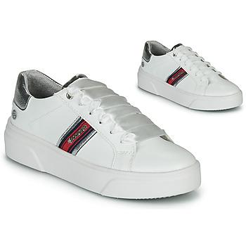 Sko Dame Lave sneakers Dockers by Gerli 46BK204-591 Hvid