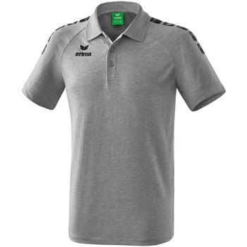 textil Polo-t-shirts m. korte ærmer Erima Polo  5-C Essential gris
