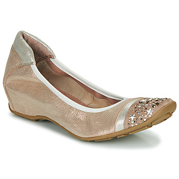 Sko Dame Ballerinaer Mam'Zelle FETE Pink