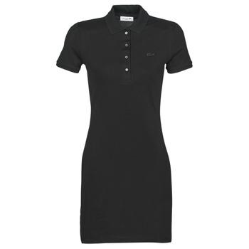 textil Dame Korte kjoler Lacoste GAIL Sort