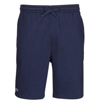 textil Herre Shorts Lacoste AYCHA Marineblå