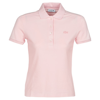 textil Dame Polo-t-shirts m. korte ærmer Lacoste PH5462 SLIM Pink