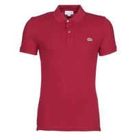 textil Herre Polo-t-shirts m. korte ærmer Lacoste PH4012 SLIM Bordeaux