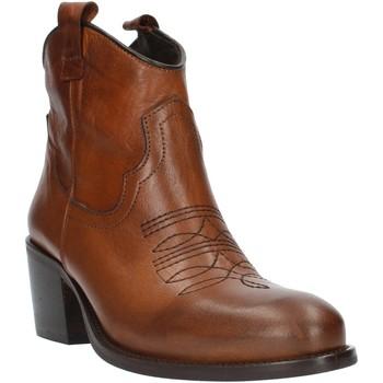Sko Dame Høje støvletter Exton MZ40 Leather