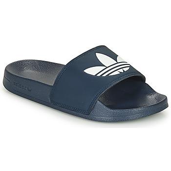 Sko badesandaler adidas Originals ADILETTE LITE Blå