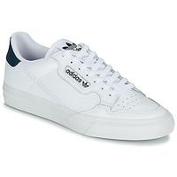 Sko Lave sneakers adidas Originals CONTINENTAL VULC Hvid