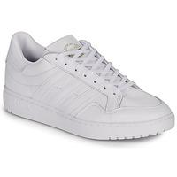 Sko Lave sneakers adidas Originals MODERN 80 EUR COURT Hvid