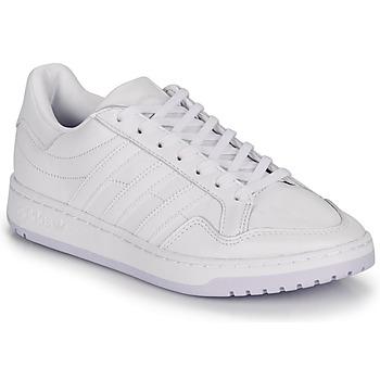 Sko Dame Lave sneakers adidas Originals MODERN 80 EUR COURT W Hvid