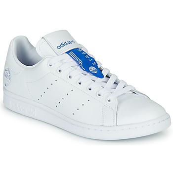 Sko Lave sneakers adidas Originals STAN SMITH Hvid