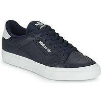 Sko Lave sneakers adidas Originals CONTINENTAL VULC Blå