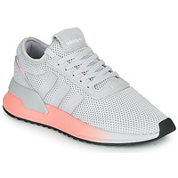 Sko Dame Lave sneakers adidas Originals U_PATH X W Grå / Pink