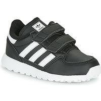 Sko Børn Lave sneakers adidas Originals FOREST GROVE CF I Sort
