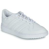 Sko Børn Lave sneakers adidas Originals Novice C Hvid