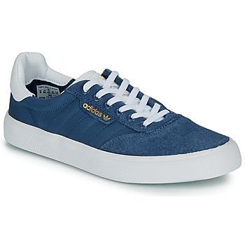 Sko Lave sneakers adidas Originals 3MC Marineblå