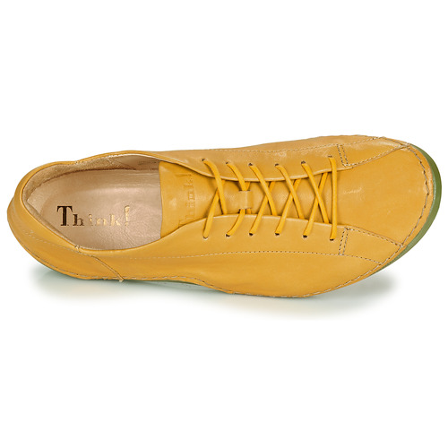 Think KAPSL Gul / Grøn - Gratis fragt- Sko Lave sneakers Dame 1389,00