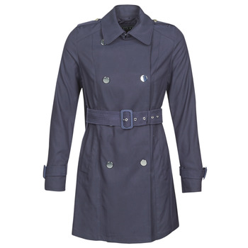 textil Dame Trenchcoats Guess CECILIA TRENCH Marineblå