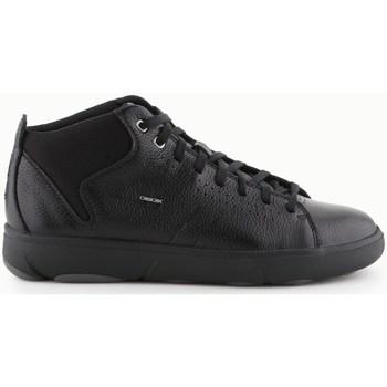 Sko Herre Høje sneakers Geox U Nebula Y B Sort