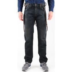 textil Herre Lige jeans Guess Franklin Comfort M14A07D0HM1 Navy blue