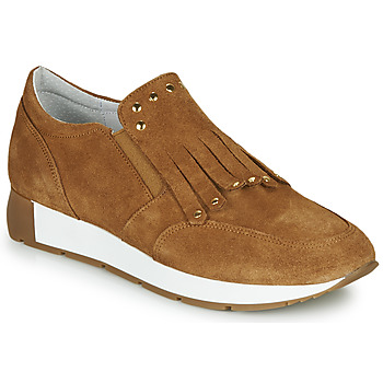 Sko Dame Lave sneakers Myma MOLISSA Cognac