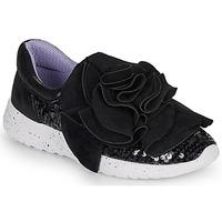 Sko Dame Lave sneakers Irregular Choice RAGTIME RUFFLES Sort