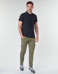 textil Herre Cargo bukser Le Temps des Cerises ALBAN Kaki