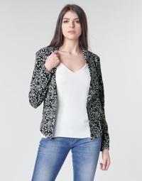 textil Dame Jakker / Blazere Le Temps des Cerises OPAL Sort