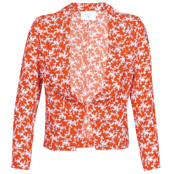 textil Dame Jakker / Blazere Le Temps des Cerises KARMA Rød