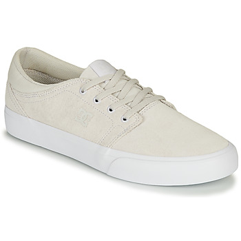 Sko Herre Lave sneakers DC Shoes TRASE SD Beige
