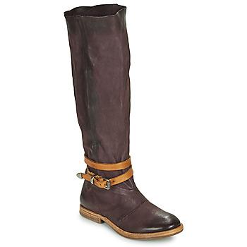Sko Dame Chikke støvler Airstep / A.S.98 ZEPORT HIGH Violet