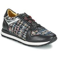 Sko Dame Lave sneakers Lola Espeleta SPHINKS Sort / Flerfarvet