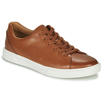 Sko Herre Lave sneakers Clarks UN COSTA LACE Gylden