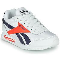 Sko Børn Lave sneakers Reebok Classic REEBOK ROYAL CLJOG Grå / Blå