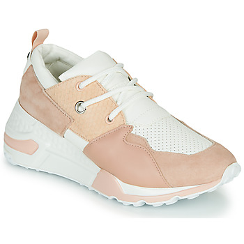 Sko Dame Lave sneakers Steve Madden CLIFF Pink
