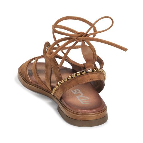 GRAM LACE  Mjus  sandaler  dame  kamel wLnt8