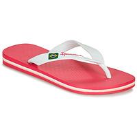 Sko Pige Klipklapper  Ipanema CLAS BRASIL II Pink / Hvid