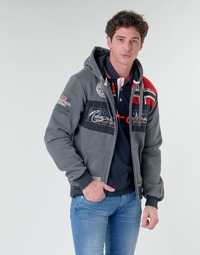 textil Herre Sweatshirts Geographical Norway FLYER Grå / Mørk