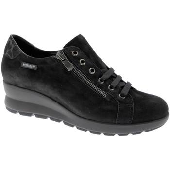 Sko Dame Lave sneakers Mephisto MEPHPRIMAne nero
