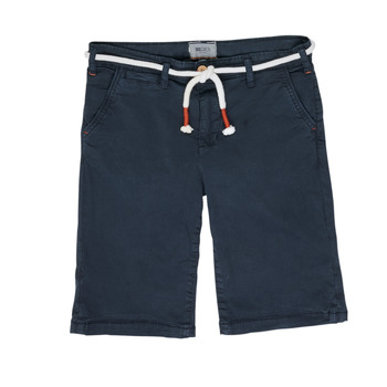 textil Dreng Shorts Deeluxe KARMA Marineblå