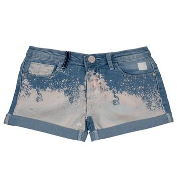 textil Pige Shorts Desigual JORBA Blå