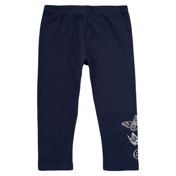 textil Pige Leggings Desigual PLATON Marineblå