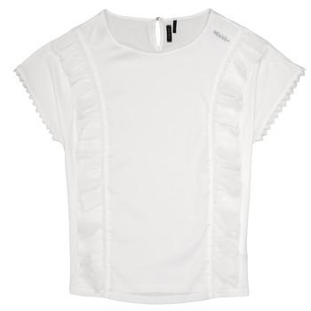 textil Pige Toppe / Bluser Ikks CHLOE Hvid