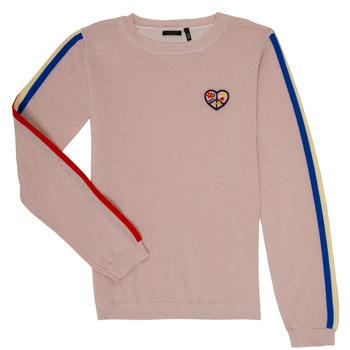 textil Pige Pullovere Ikks LAURENT Pink