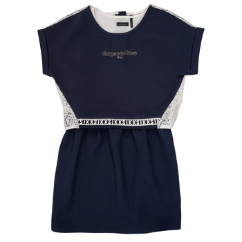 textil Pige Korte kjoler Ikks NIEL Marineblå